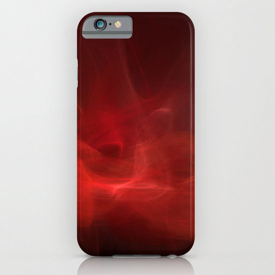 The Color of Passion iPhone & iPod Case
