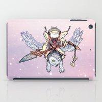 Snow Troll iPad Case