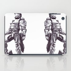 Master Chief 117 iPad Case