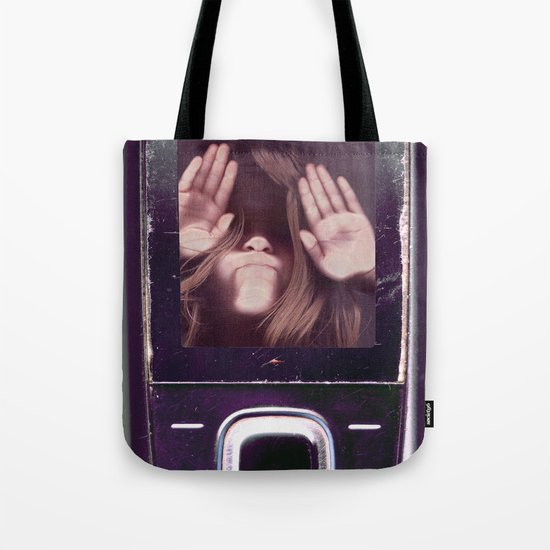 Help! get me out of here..........V3 Tote Bag