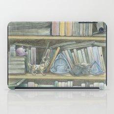 RHX Bookshelf Logo iPad Case
