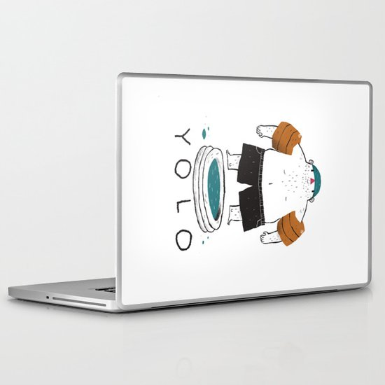 yolo Laptop & iPad Skin