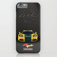 1995 McLaren F1 GTR Le Mans - Harrods Livery iPhone 6 Slim Case