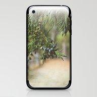 Winter's Bounty iPhone & iPod Skin
