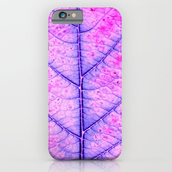 leaf abstract IV iPhone & iPod Case
