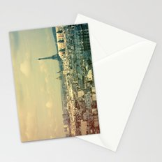 Pale Paris Stationery Cards
