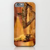 iPhone & iPod Case featuring Die Flaschenmorgana  by teddynash