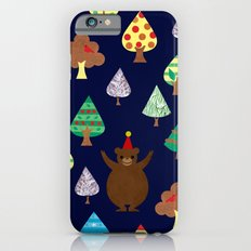 If You Go Down to the Woods Today... iPhone 6 Slim Case