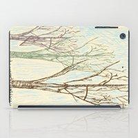 A Winters Sketch iPad Case