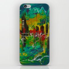 The city of Mirage iPhone & iPod Skin
