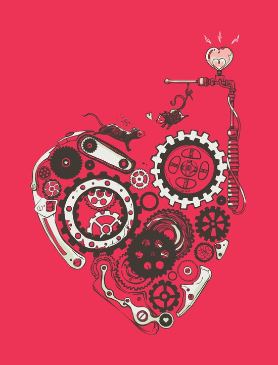 Love Machine Art Print