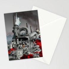 Zyklus Tretmühle Stationery Cards
