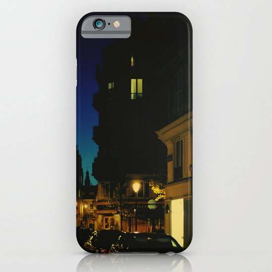 Paris by Night V iPhone & iPod Case