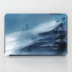 snow cave iPad Case
