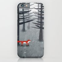 The Fox And The Forest iPhone 6 Slim Case