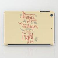 Grace Hopper Sentence - … iPad Case