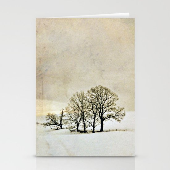 Solitude Stationery Card