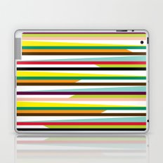 Irregular stripes #1 Laptop & iPad Skin