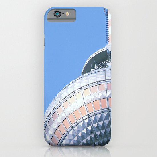 Berlin TV Tower iPhone & iPod Case