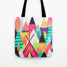 Land of Color Tote Bag
