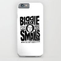 iPhone & iPod Case featuring Biggie Smalls for Mayor by Chris Piascik