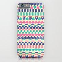 Hearts iPhone 6 Slim Case