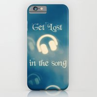 Get Lost In The Song iPhone 6 Slim Case