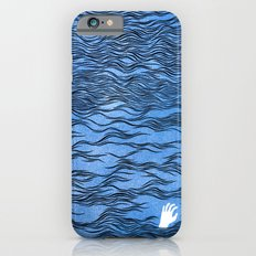 Man & Nature - The Dangerous Sea iPhone 6 Slim Case