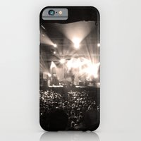 iPhone & iPod Case featuring A Concert by Rick Cohen