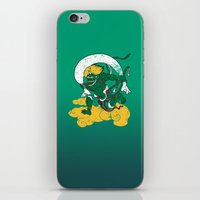 Fūjin iPhone & iPod Skin