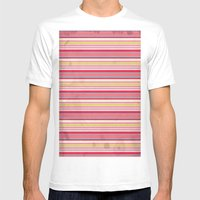 Acid Lolipops Mens Fitted Tee White SMALL