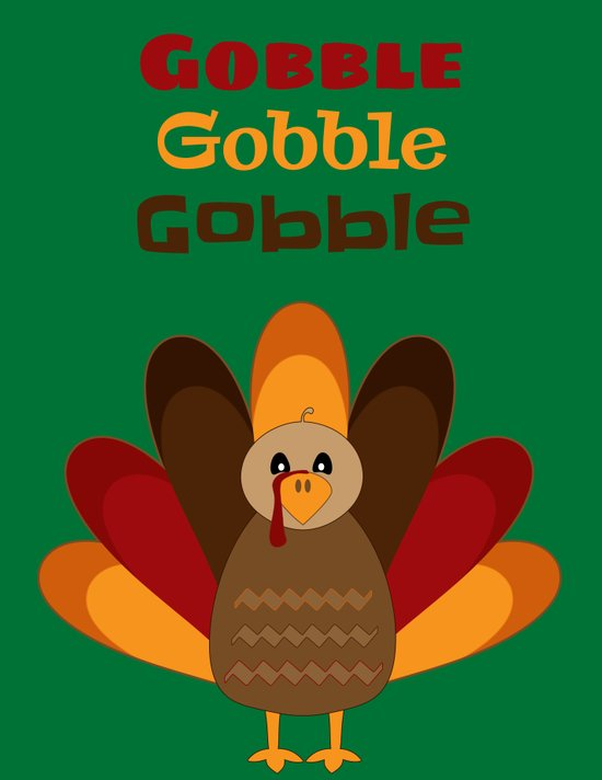 Gobble Me Up! Art Print