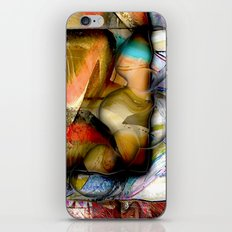 Paranormality iPhone & iPod Skin