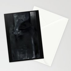 Black Ice Stationery Cards