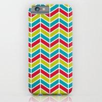iPhone & iPod Case featuring Chevron by Liz Urso