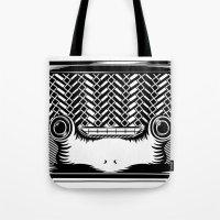 RadioSapo Tote Bag