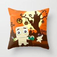 Playtime!  Throw Pillow