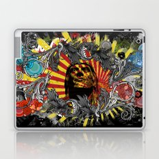 He shall return. Laptop & iPad Skin