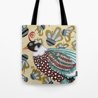 Pheasant Noble Tote Bag