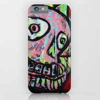 iPhone & iPod Case featuring King Skull by Lisa Brown Gallery