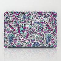 Tangle Pattern #001 iPad Case
