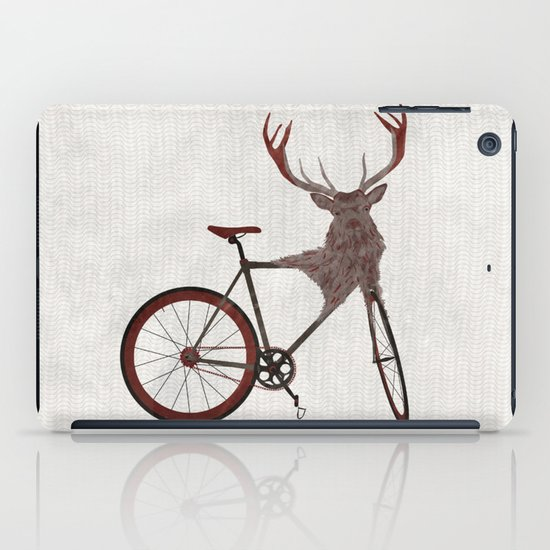 Stag Bike iPad Case