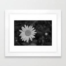 Flower Love Framed Art Print
