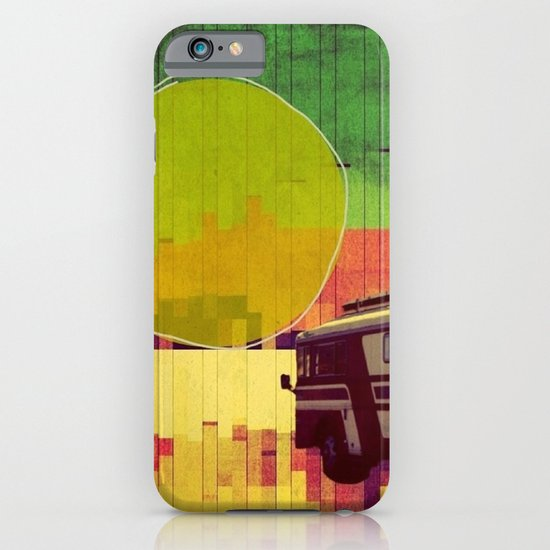 going west (ANALOG ZINE) iPhone & iPod Case