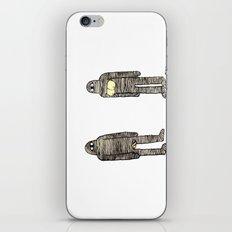 Mummies iPhone & iPod Skin