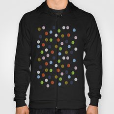 Pinpoint Dots Hoody