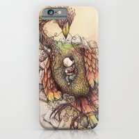 iPhone & iPod Case featuring A Safe Place by HABBENINK