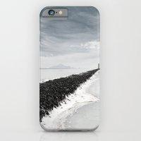 iPhone & iPod Case featuring Uyuni´s salar  by Jesús M.Chamizo