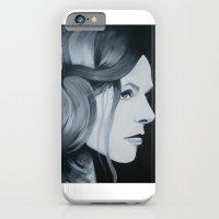 iPhone & iPod Case featuring Neko Muse by ByrneDarkly