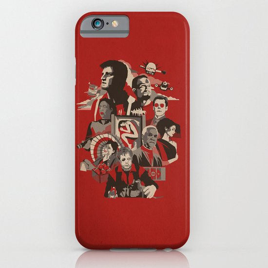 Firefly: Serenity iPhone & iPod Case